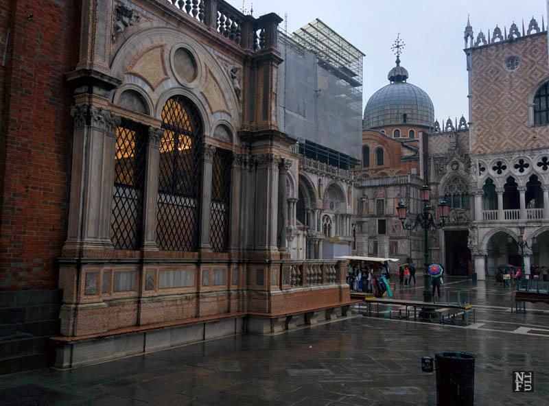 Venezia in wintertime, Italy