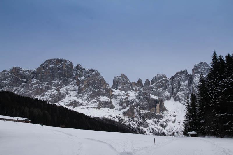 Val Venegia, the Dolomites, Italy.