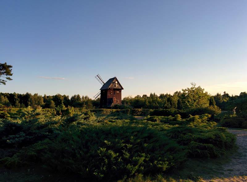 Windmill in Uroczysko
