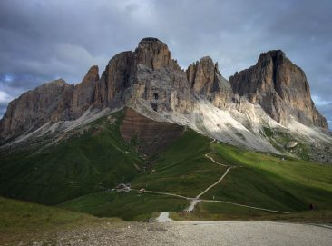 The Joy of the Returns: Sasso Piatto, the Dolomites.