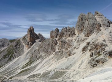 The New Path Discovery: Catinaccio and Rifugio Antermoia